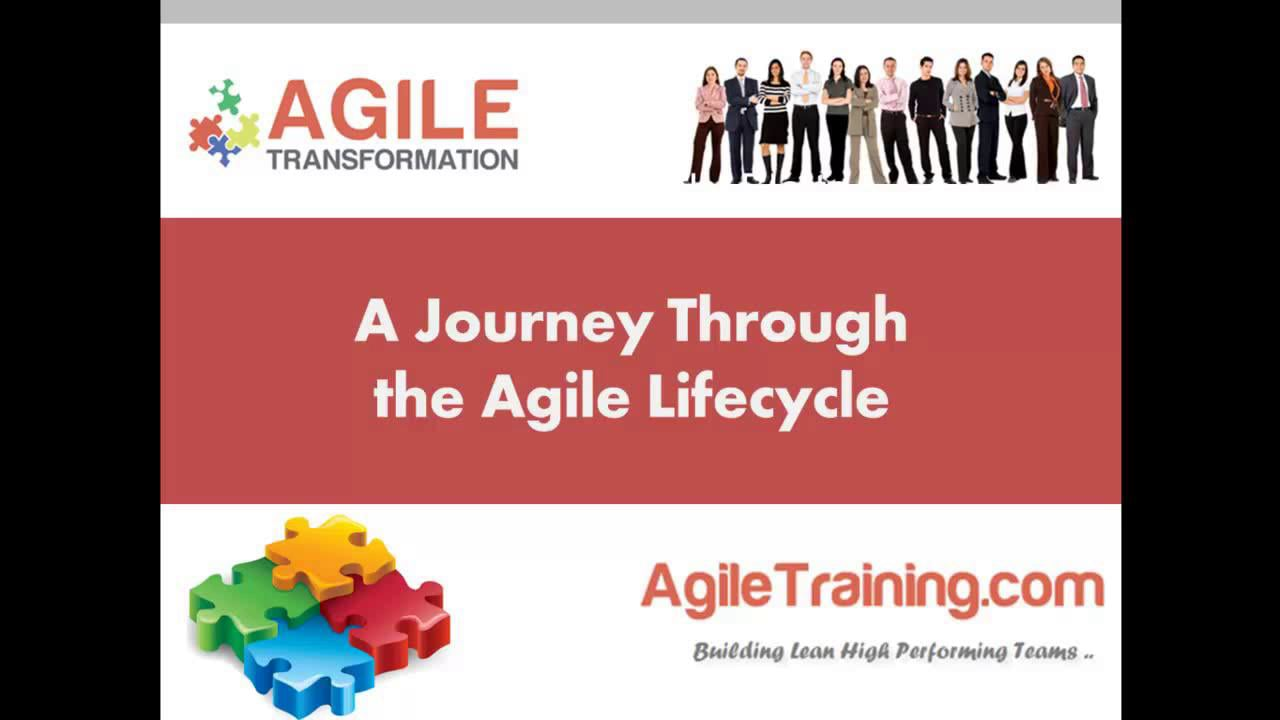 A Journey Through the Agile Lifecycle
