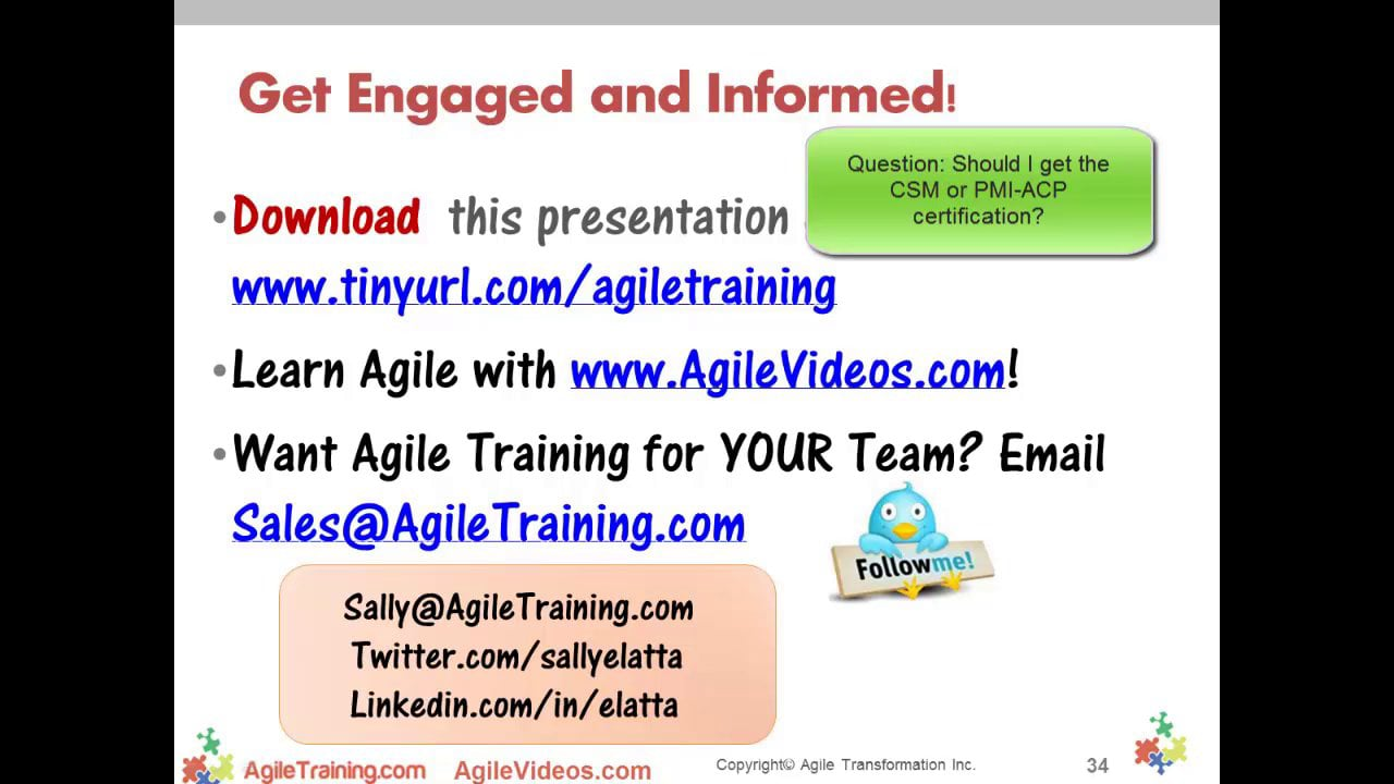 Deep dive webinars for Agile vs traditional methodologies